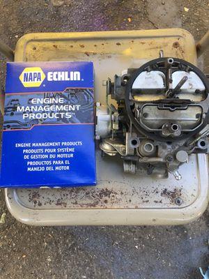 Chevy Quadra jet carburetor for Sale in San Bernardino, CA