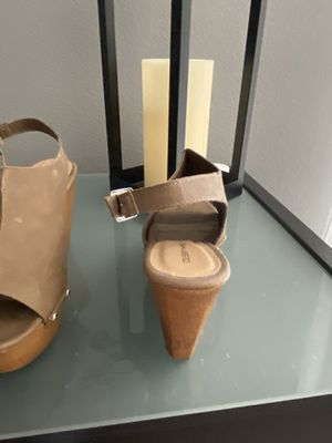 Cute Wedge Heels, Size 7-8 for Sale in Tampa, FL