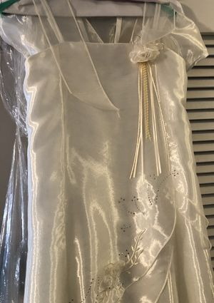 Beautiful flower girl dress - Size 14 for Sale in Atlanta, GA