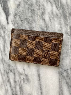 Louis Vuitton card holder/ wallet for Sale in North Miami, FL