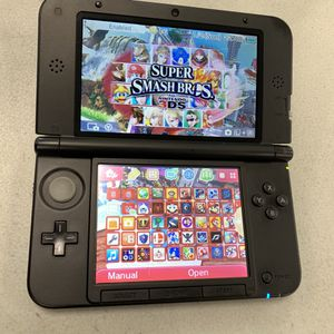 64gb m0dded Nintendo 3DSXL - Mario Edition for Sale in Patterson, CA