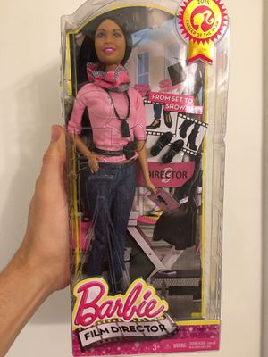 Barbie Film Director 2015 Edition- New In Box Factory Sealed for Sale in Sandy Springs, GA