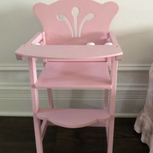 KidKraft Lil' Doll High Chair for Sale in Lombard, IL