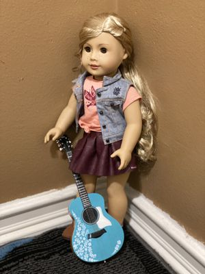 American girl doll tenney for Sale in Dickinson, TX