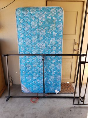 Twin bed/twin frame for Sale in Visalia, CA