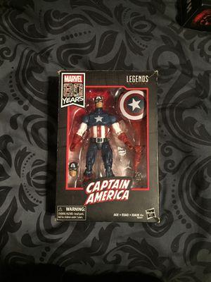 Captain America action figure for Sale in Azusa, CA
