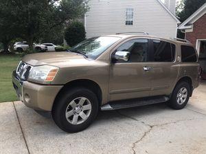 Nissan Armada 04 for Sale in Lawrenceville, GA