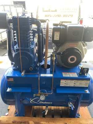 Quincy qt10 diesel portable for Sale in Miami, FL