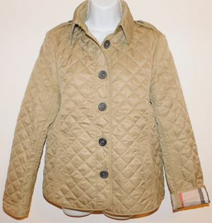 Burberry Women Light Jacket Canvas XL for Sale in Raleigh, NC
