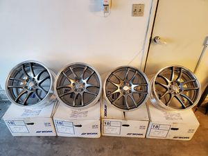 Work CR2P 18x8.5 / 9.5 for Sale in Alhambra, CA