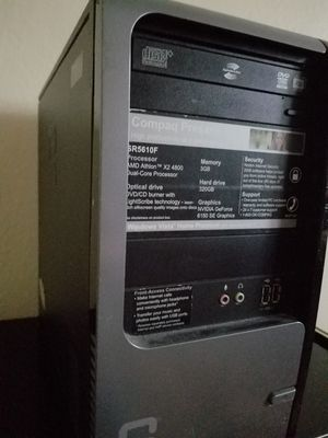 Compaq Tower for Sale in Oceanside, CA
