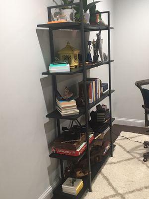 Black bookshelves for Sale in Franklin, MA