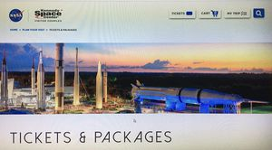 NASA Kennedy Space Center Tickets for Sale in Kissimmee, FL