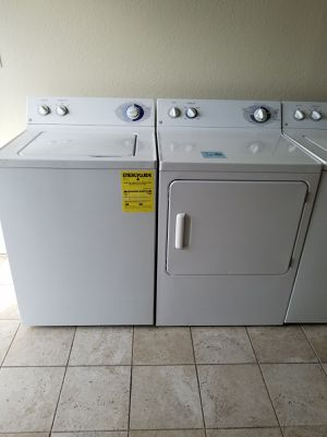GE set -Washer and dryer for Sale in Orlando, FL