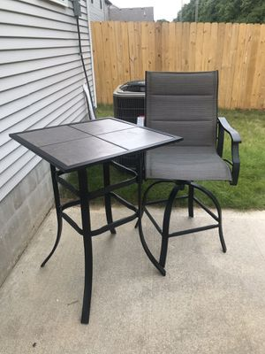 Patio table and chair for Sale in Lexington, KY