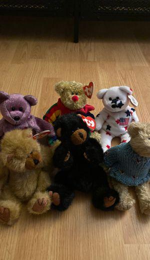Bear Beanie Babies for Sale in Philadelphia, PA