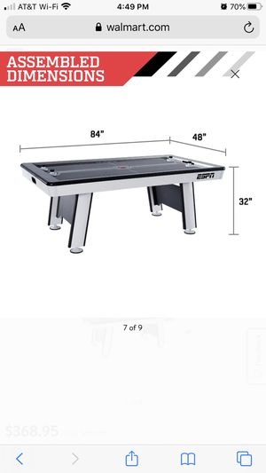 Air Hockey Table for Sale in San Dimas, CA