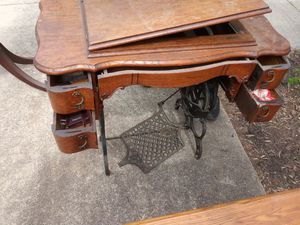 Antique sewing machine for Sale in North Springfield, VA