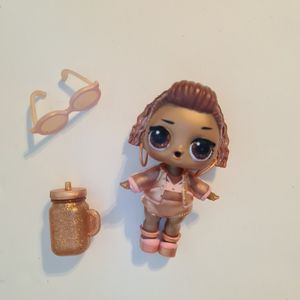 LOL Surprise Doll Ultra Rare INSTAGOLD Limited Edition Exclusive Gold for Sale in St. Petersburg, FL