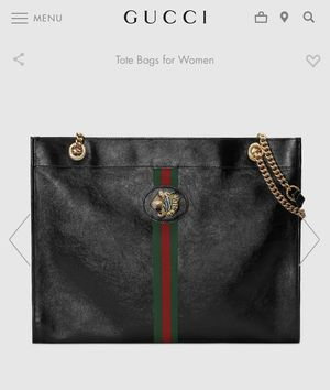 Gucci Rajah Tote (large) BRAND NEW for Sale in Seattle, WA