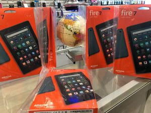 Tablet fire 7 for Sale in Virginia Gardens, FL