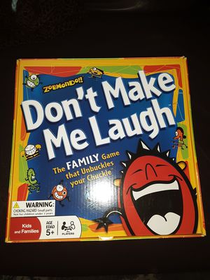 Dont make me laugh board game new never opened. for Sale in Hazelwood, MO