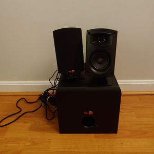 Klipsch 2.1 Thx Speakers for Sale in Woodbridge, VA