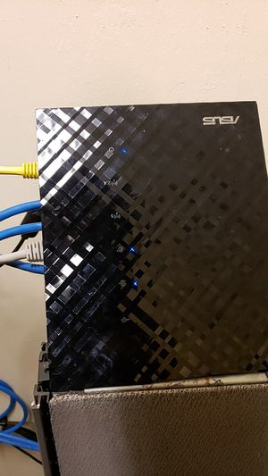 ASUS DUAL-BAND WIRELESS N GIGABIT ROUTER for Sale in Columbus, OH