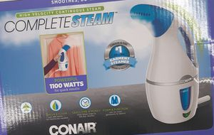 Conair complete steam for Sale in Olympia, WA