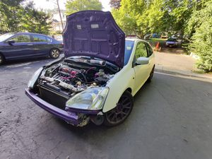 2002 Honda Civic SI TRADE for Sale in North Arlington, NJ