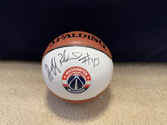 Jeff Ruland Autographed Washington Wizards Mini Basketball for Sale in Laytonsville,  MD