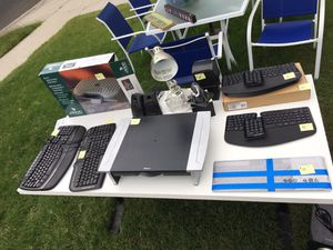 Computer items -price as marked for Sale in Lakewood, CA