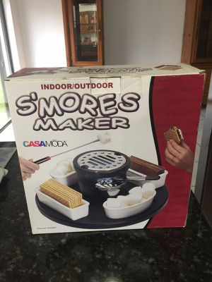 S'mores maker for indoor or outdoor - brand new for Sale in Miami, FL
