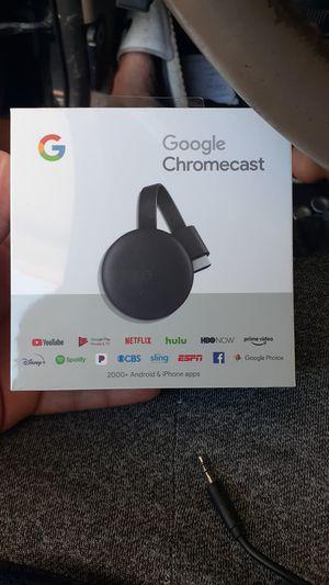 Google chromecast for Sale in Mesquite, TX