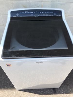 Glass top washer!!! for Sale in Raleigh, NC