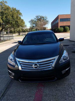 2015 Nissan Altima titulo limpio for Sale in Carrollton, TX