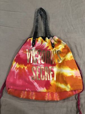 VS tie dye tote bag Brand New w/Tags! for Sale in Hayward, CA