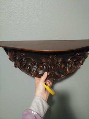Syroco shelf sconce for Sale in Puyallup, WA