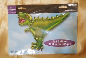 Dinosaur Foil Balloon for Sale in Patterson, CA