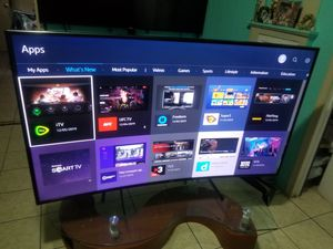 "65"" Samsung 4K UHD Curved Smart TV for Sale in Perth Amboy, NJ"