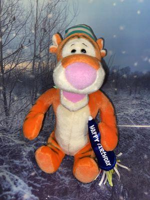 "Gund Disney Winnie Pooh Happy Birthday Tigger 10"" Plush for Sale in Bellflower, CA"