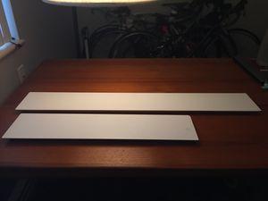 Set of 2 Floating Shelves for Sale in Denver, CO