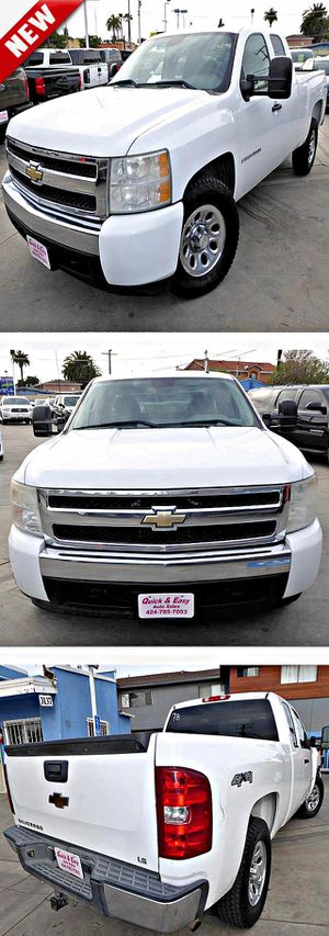 2007 Chevrolet Silverado 1500LT1 Ext. Cab 4WD 119k for Sale in South Gate, CA