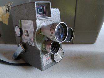 Vintage Camera With Three Lenses Wollensak for Sale in San Jose,  CA