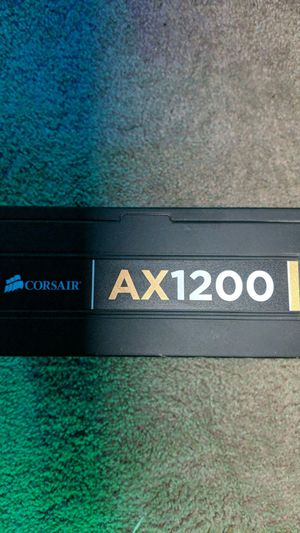 Corsair AX1200 for Sale in Corning, NY