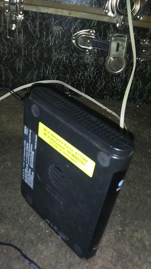 Att internet modem for Sale in Oklahoma City, OK