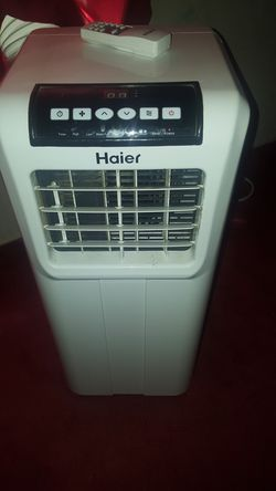 Haier 8000 btu Portable Air Conditioner for Sale in Orangeburg,  SC