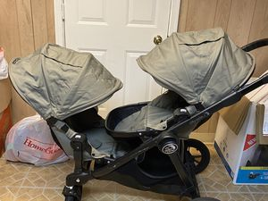Double city select stroller for Sale in Plainview, NY