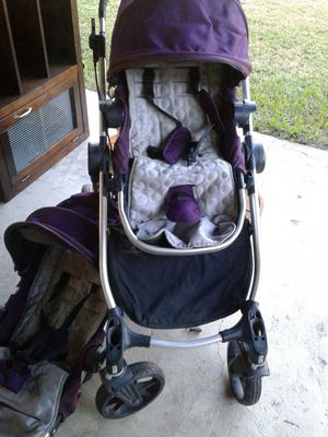 **HOT ESSENTIAL ITEM** BABY JOGGER CITY SELECT DOUBLE SEATS ADJUSTABLE CONFIG. STROLLER for Sale in Pico Rivera, CA
