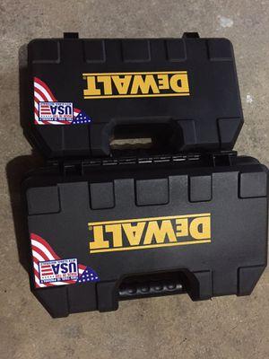Dewalt Tool Case for Sale in Arlington, VA